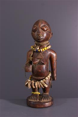 Yoruba Ere ibeji figure