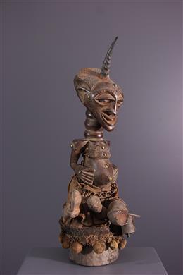 African art - Songye Nkishi Kalebwe Fetish