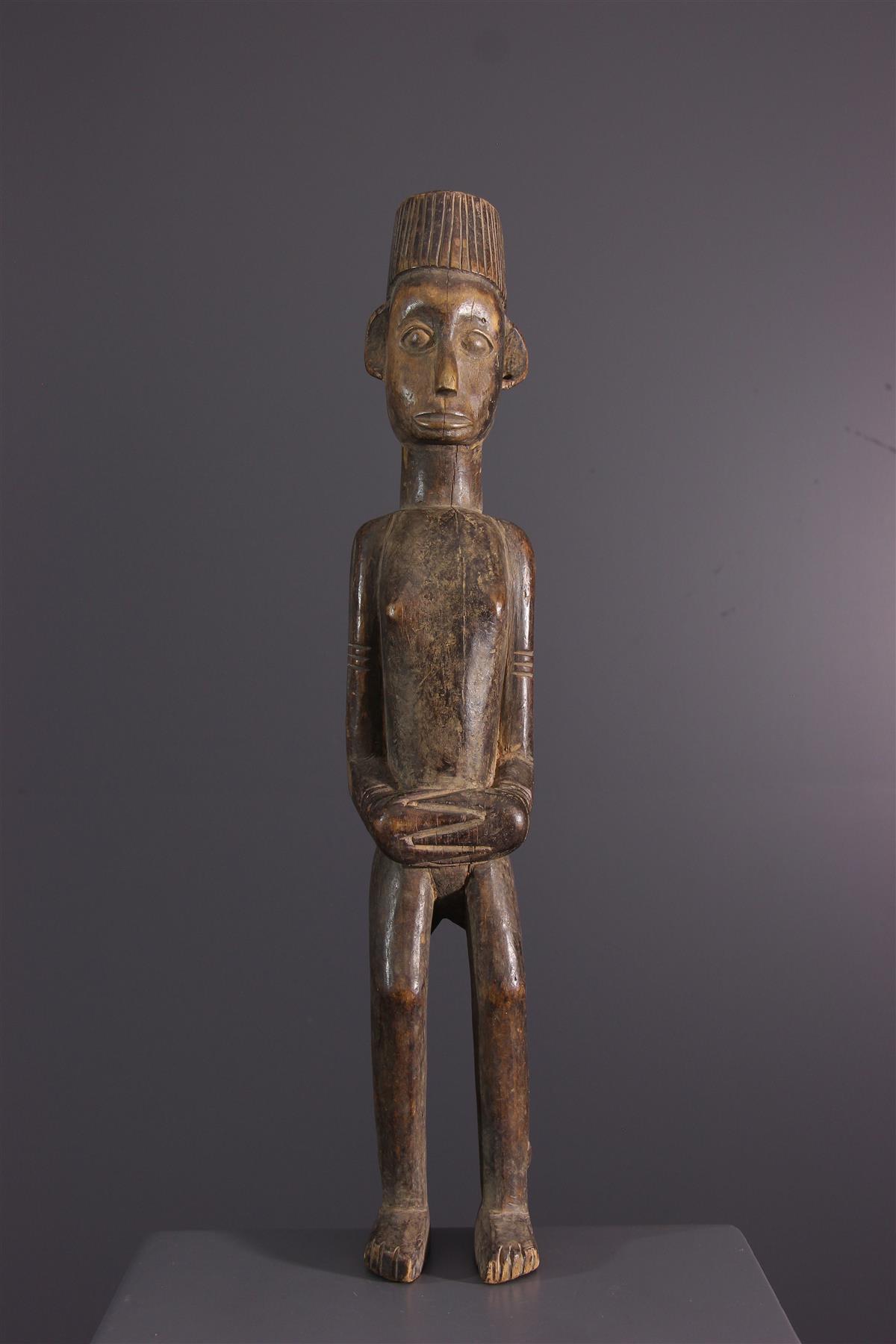 Ewe colon  - African art