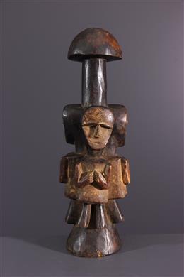 "African art - Ambete ""pilon"" figure"