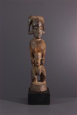 African art - Senoufo divination figure