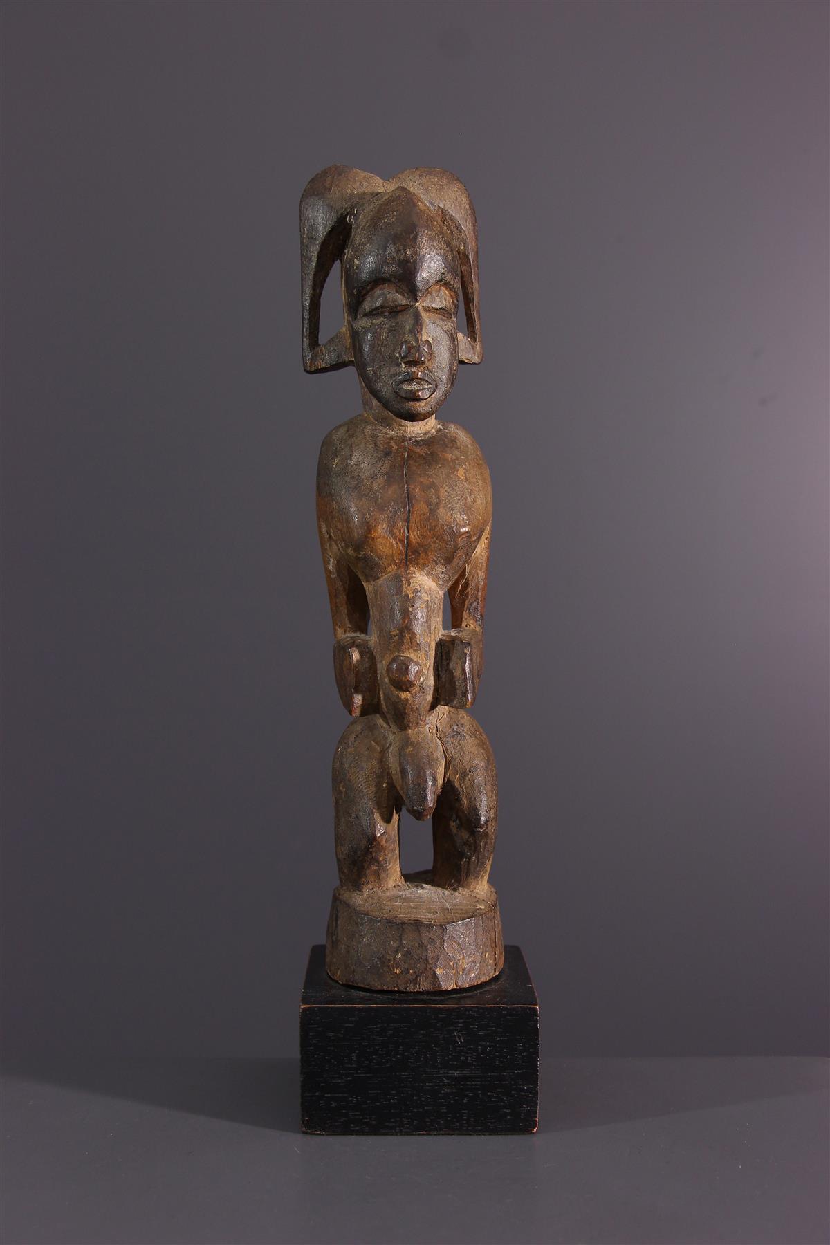 Senoufo figure - African art