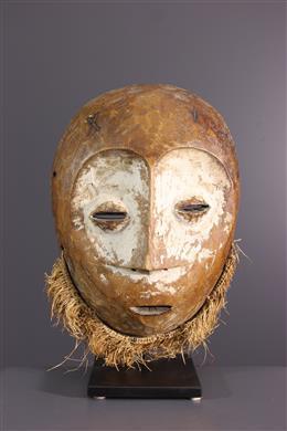 Lega Bwami mask
