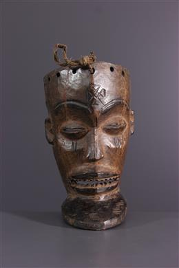 Chokwe Mukishi wa Cihongo mask