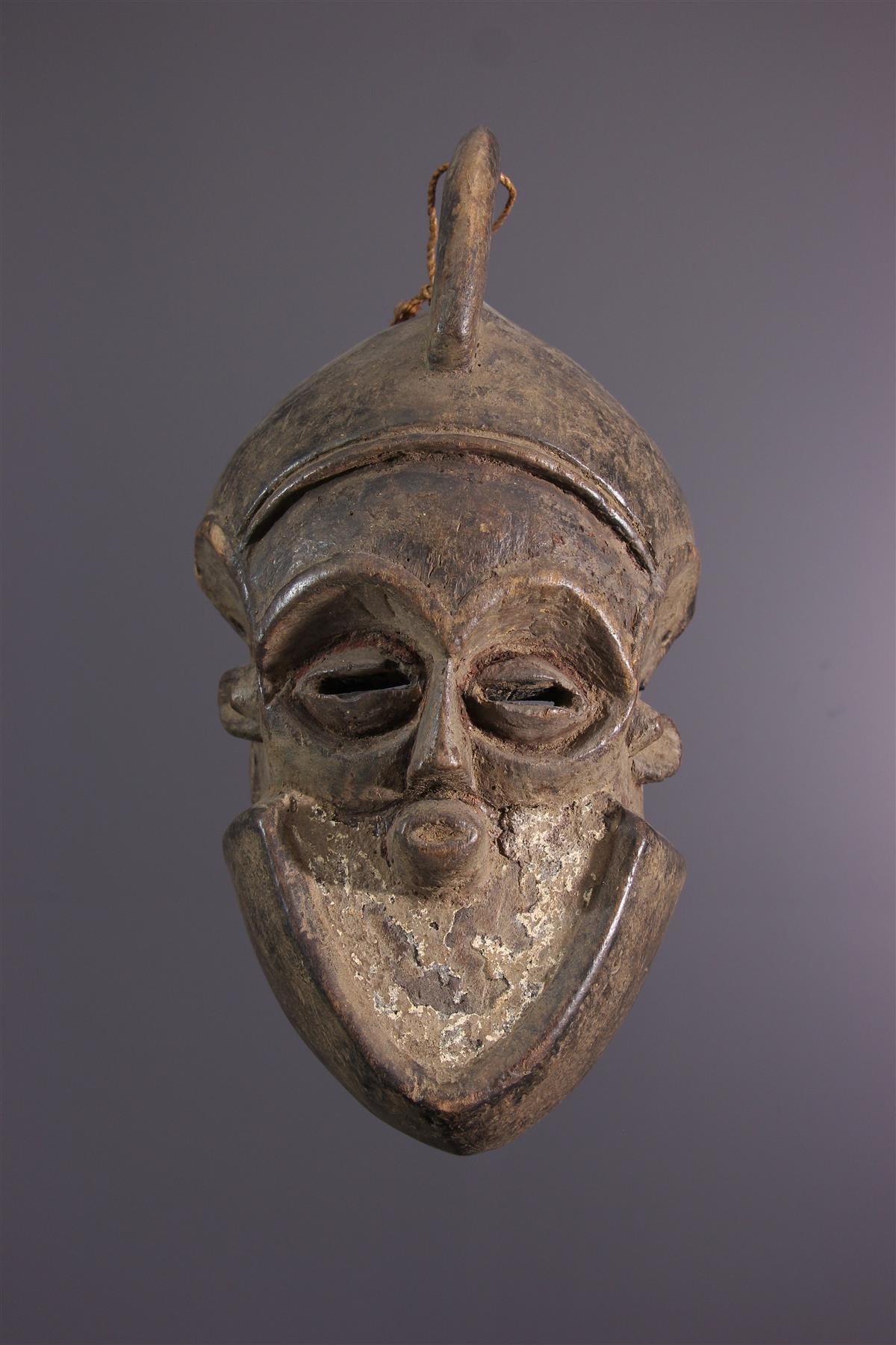 Kete mask - African art