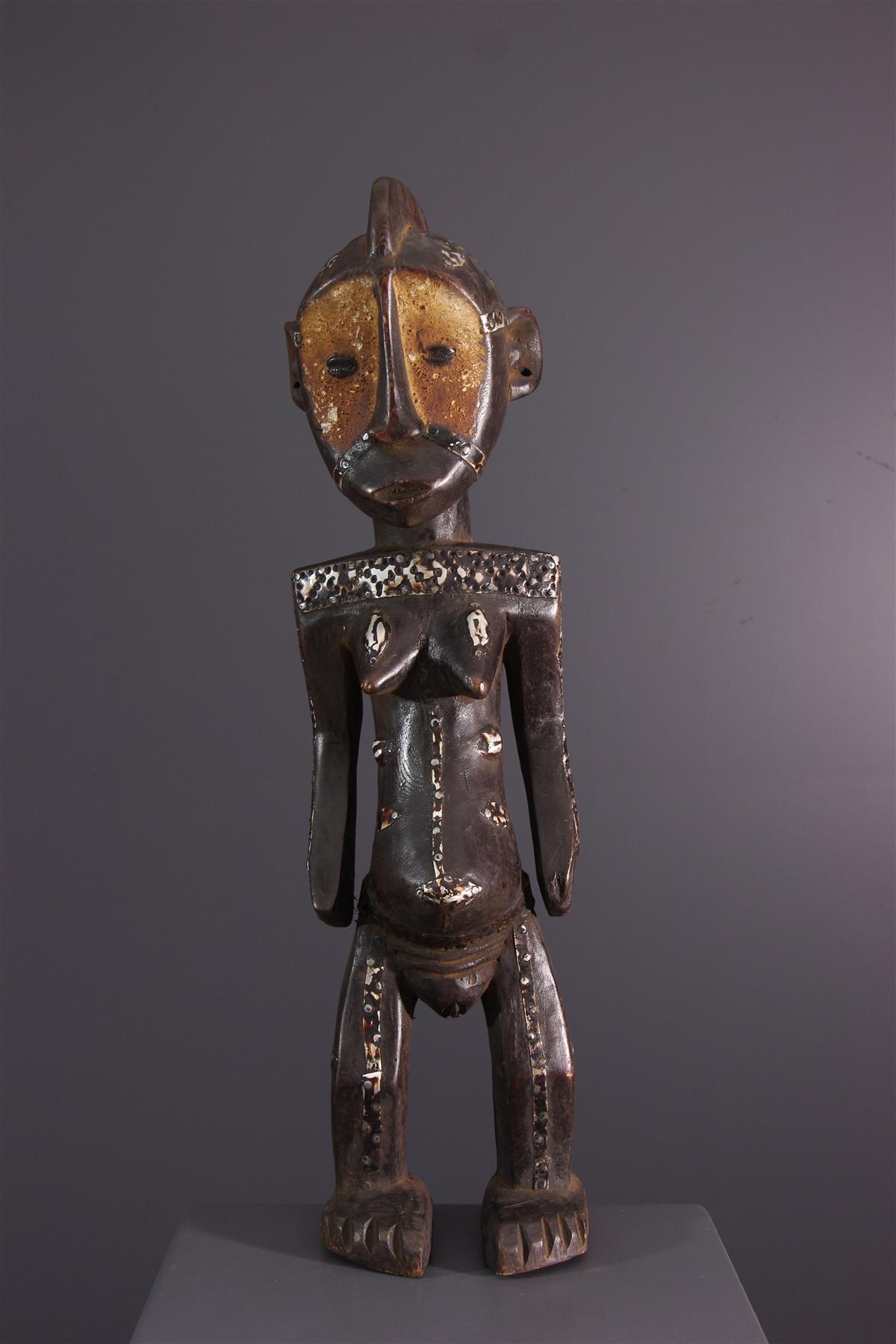 Ngbaka statue - African art