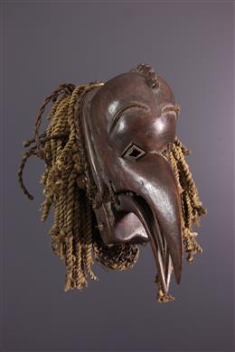 Chokwe Mukishi wa Thela mask