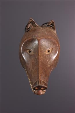 Chokwe animal mask