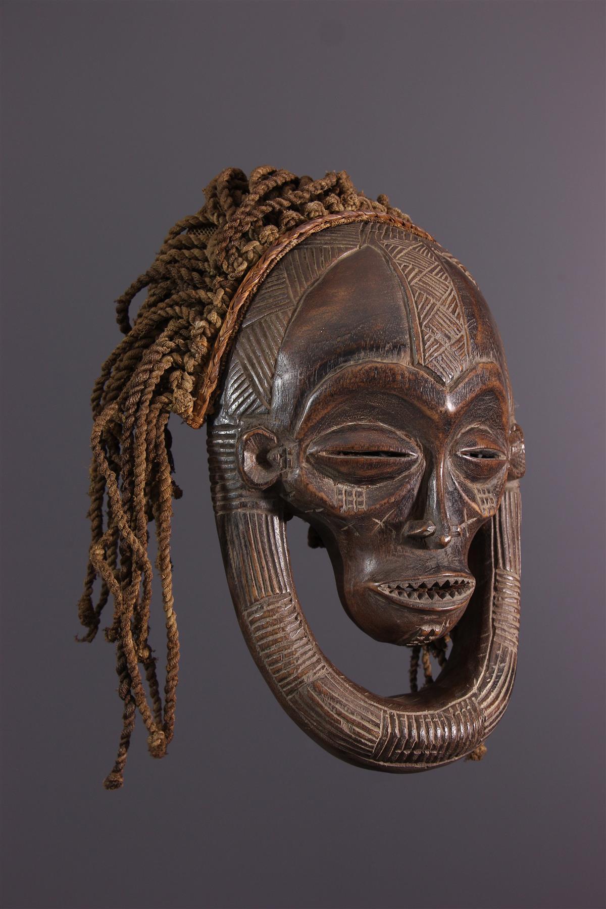 Tschokwe mask - African art