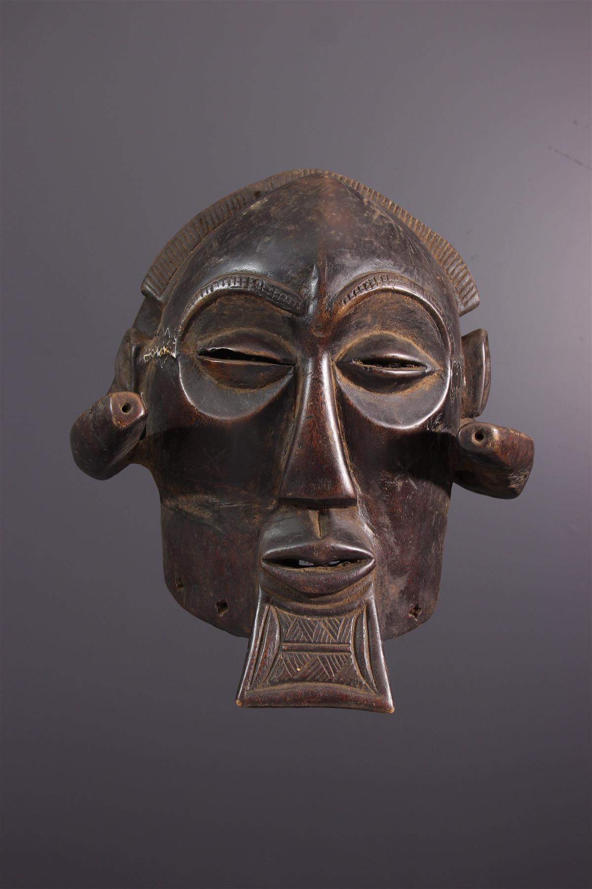 Luba mask - African art