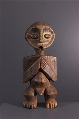 African art - Lega of Bwami initation figure