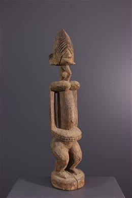 African art - Dogon statue