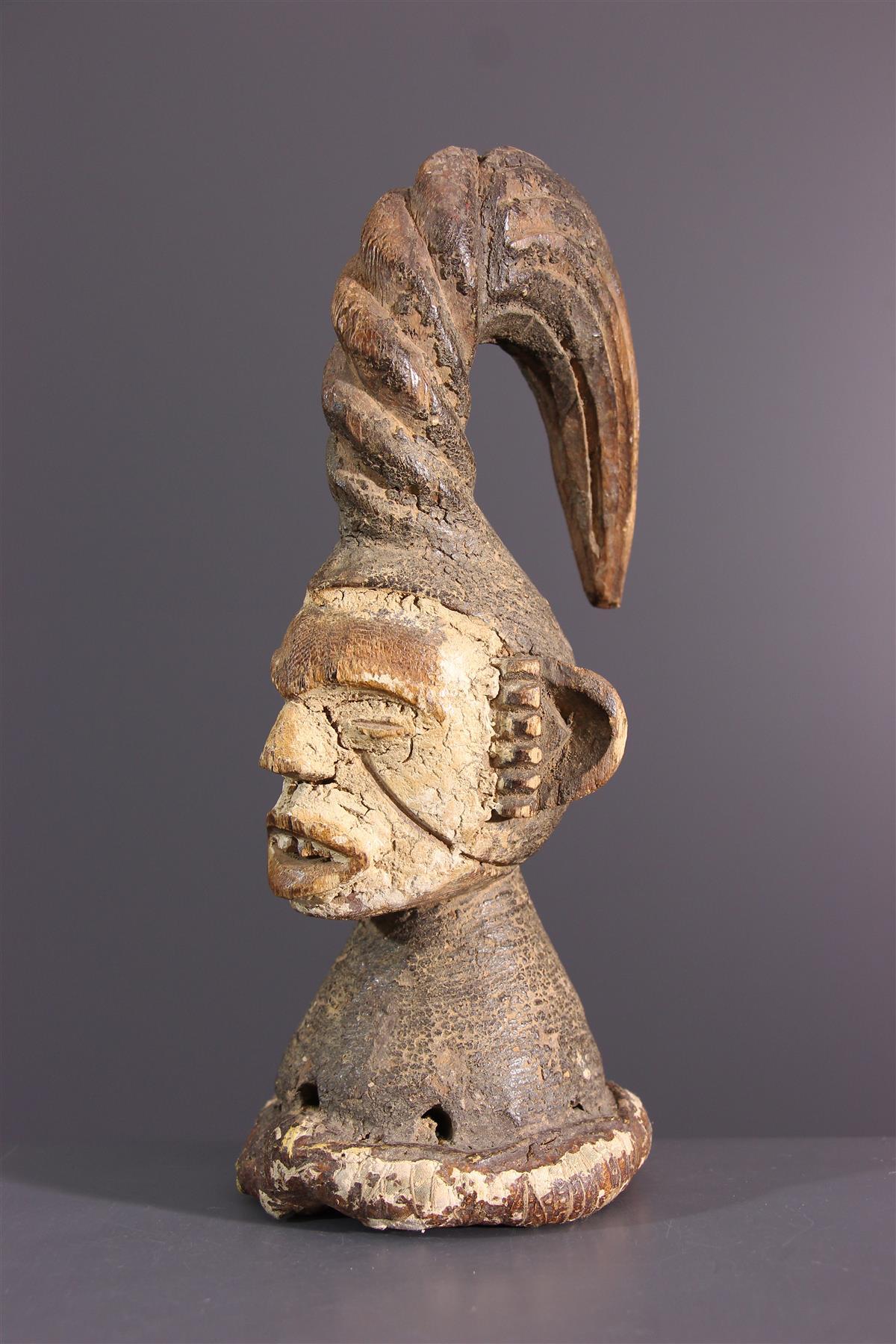 Igbo fetish  - African art