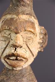 Masque africainIgbo fetish