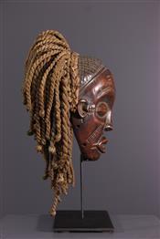 Masque africainTschokwe mask