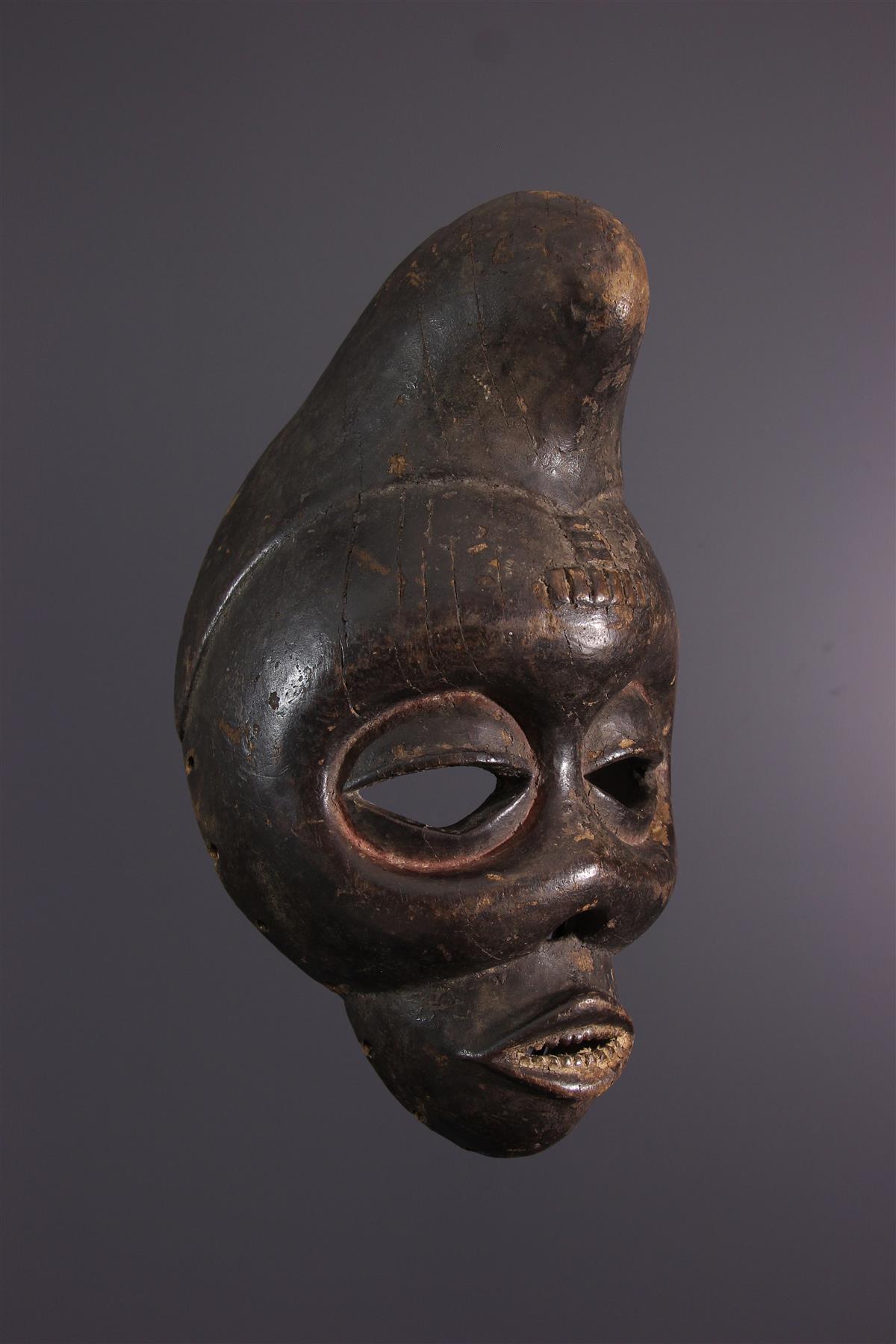 Ibibio mask - African art
