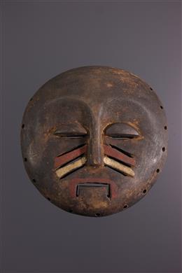 African art - Large Yela mask