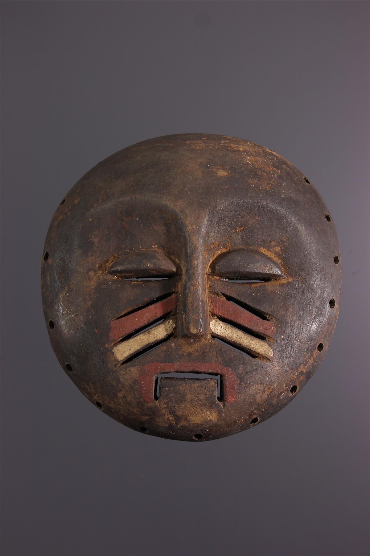 Yela mask - African art