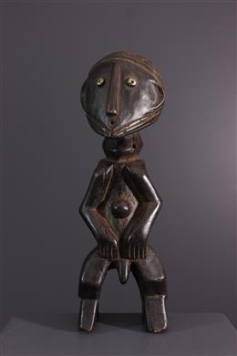 African art - Ngombe / Zande statue