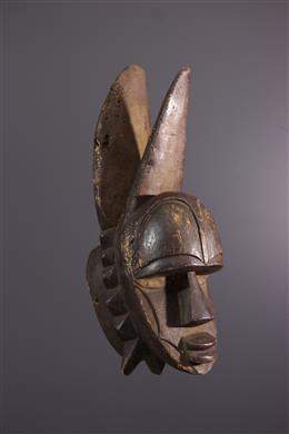African art - Eket crest mask