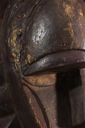 Masque africainEket mask