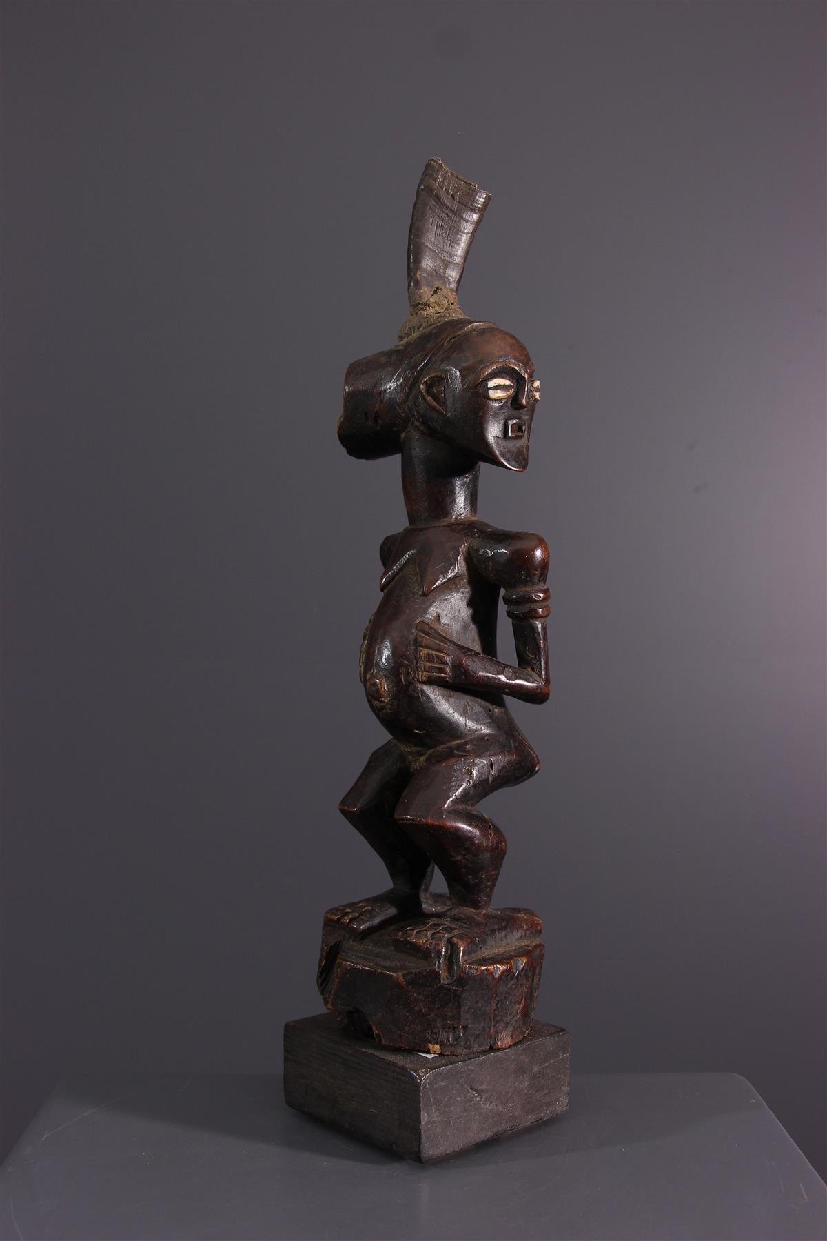 Songye figure - African art