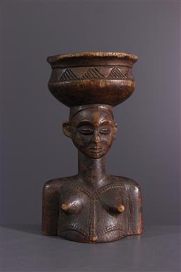 African art - Tabwa cup