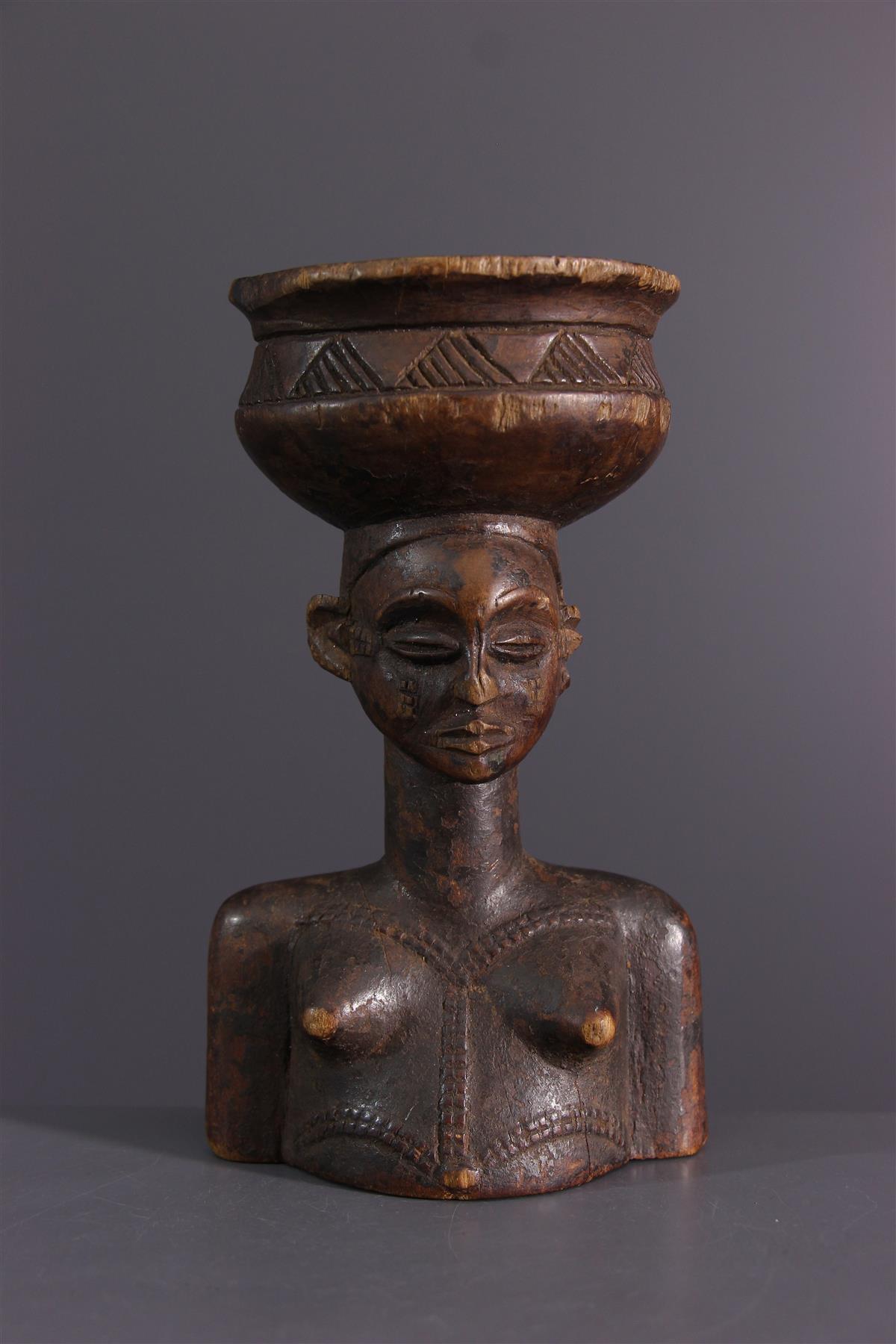 Tabwa cup - African art
