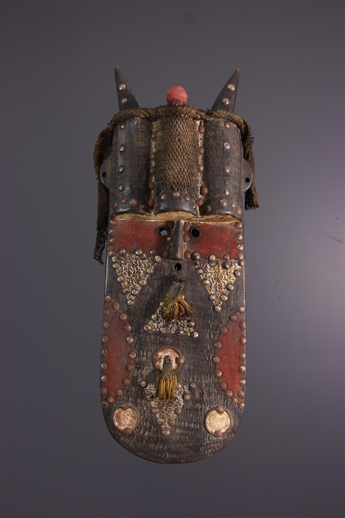 Toma mask - African art
