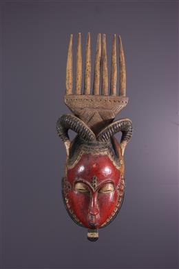 African art - Baule/Yaure mask
