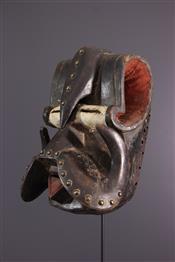 Masque africainGuere mask