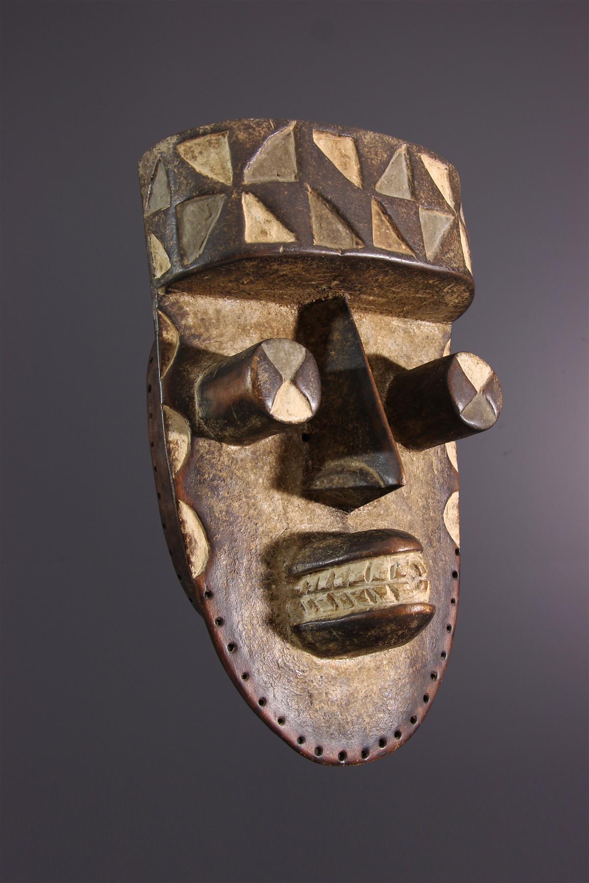 Grebo mask - African art