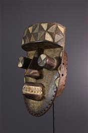 Masque africainGrebo mask