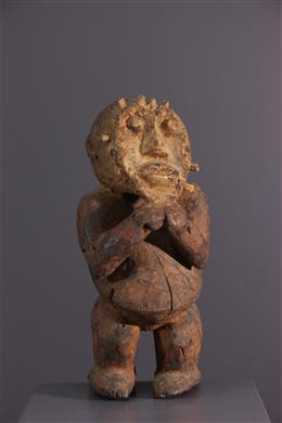 Mambila Tadep Statue