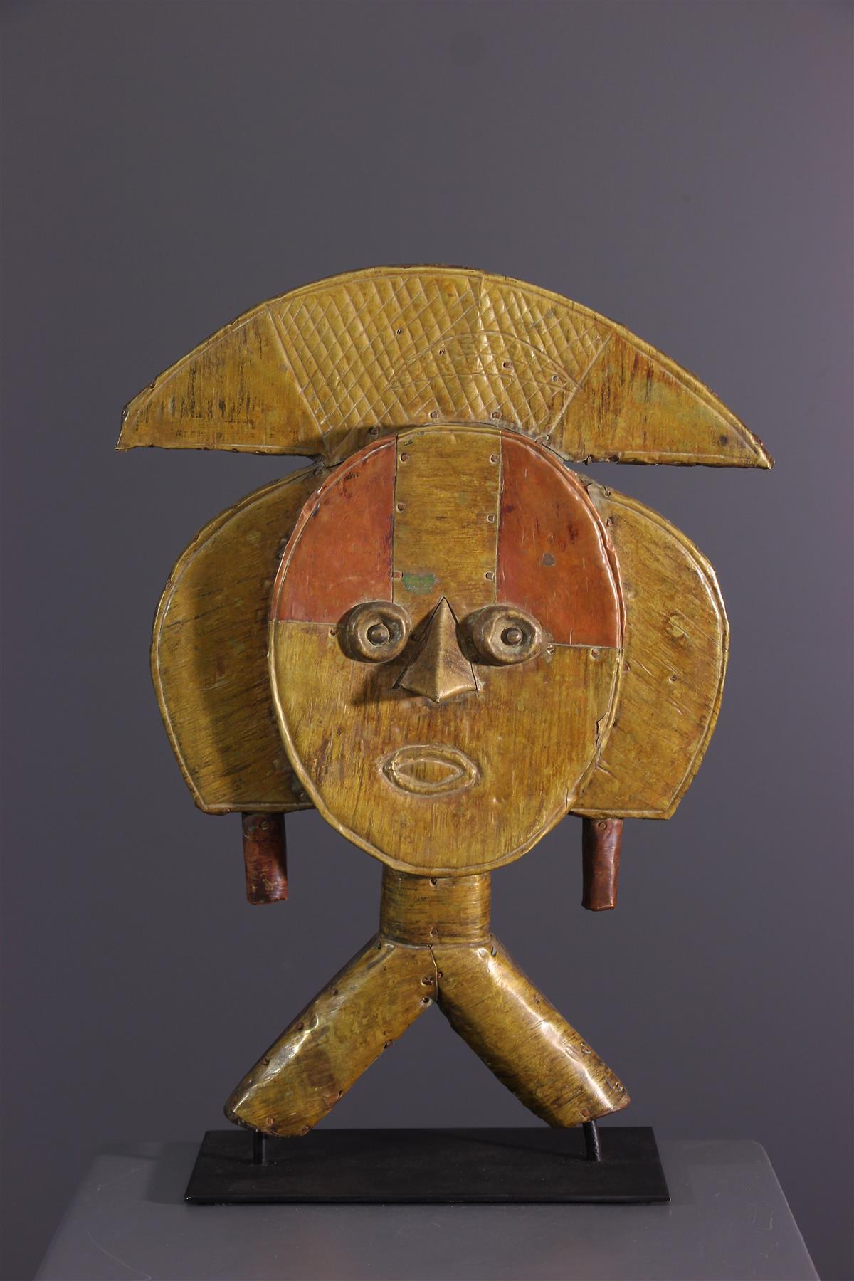 Kota Reliquary - African art