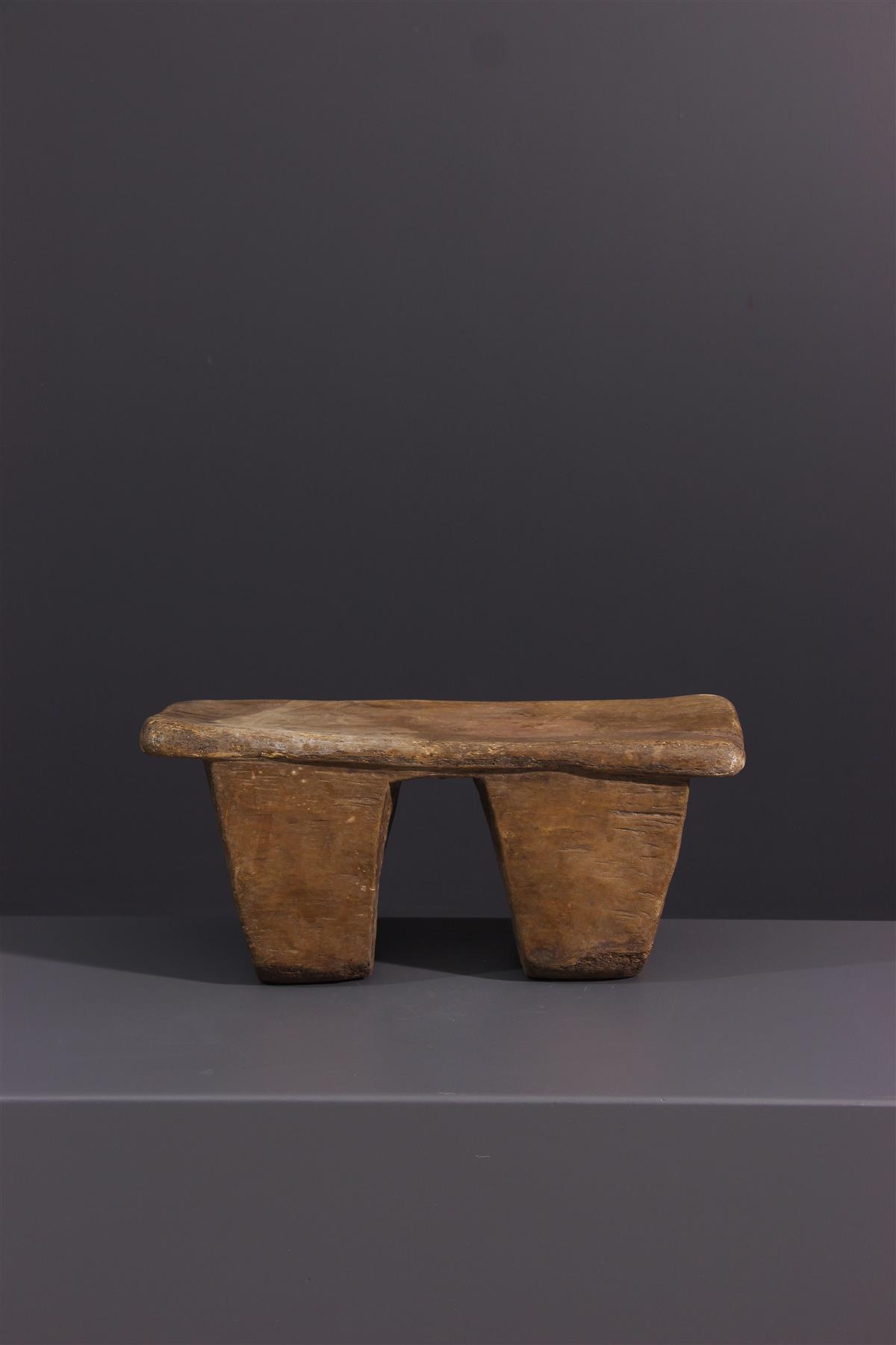 Lobi Seat - African art