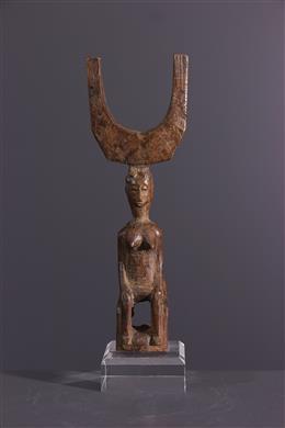 African art - Slingshot Baule