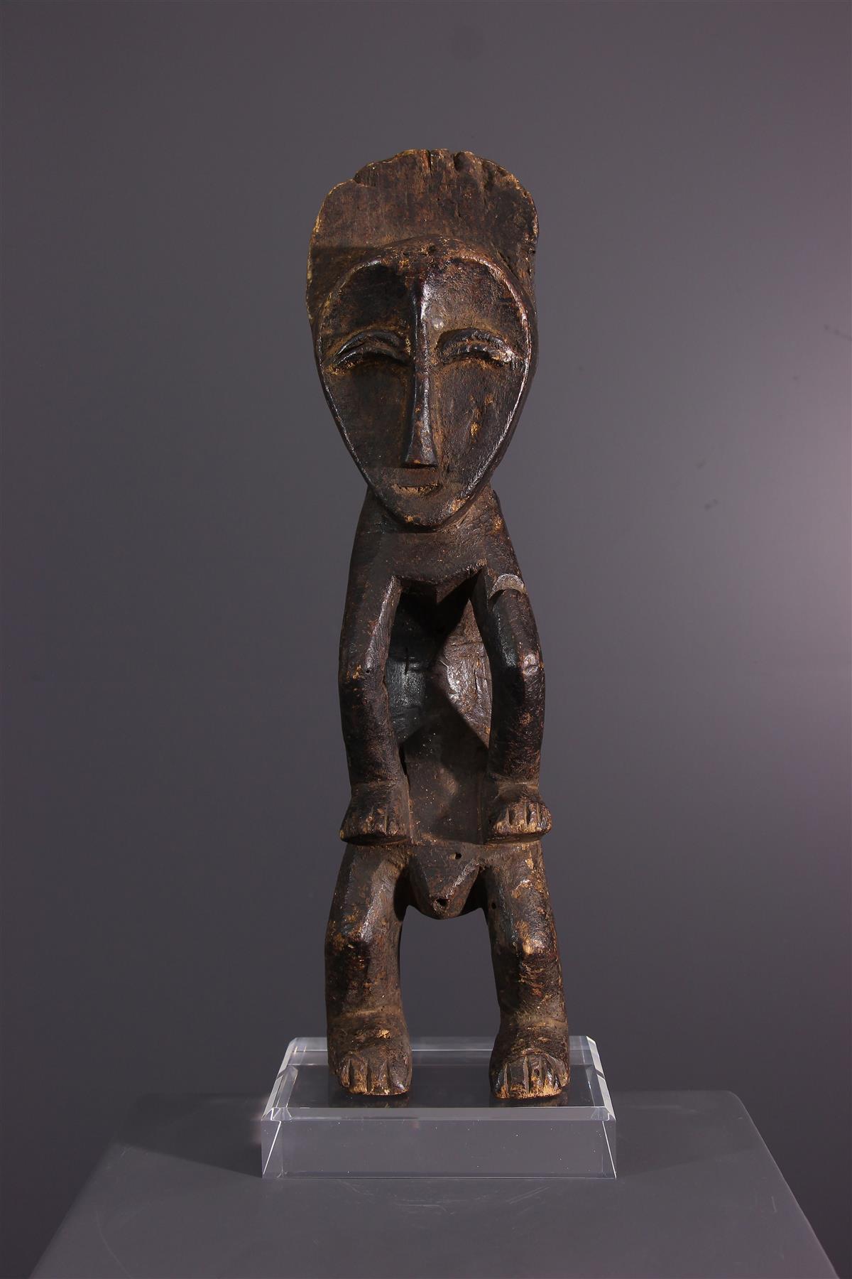 Mbole figure - African art