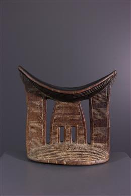 African art - Neck support Kambaata Ethiopia