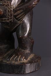 Statues africainesLuba statuette