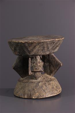 African art - Dogon stool seat