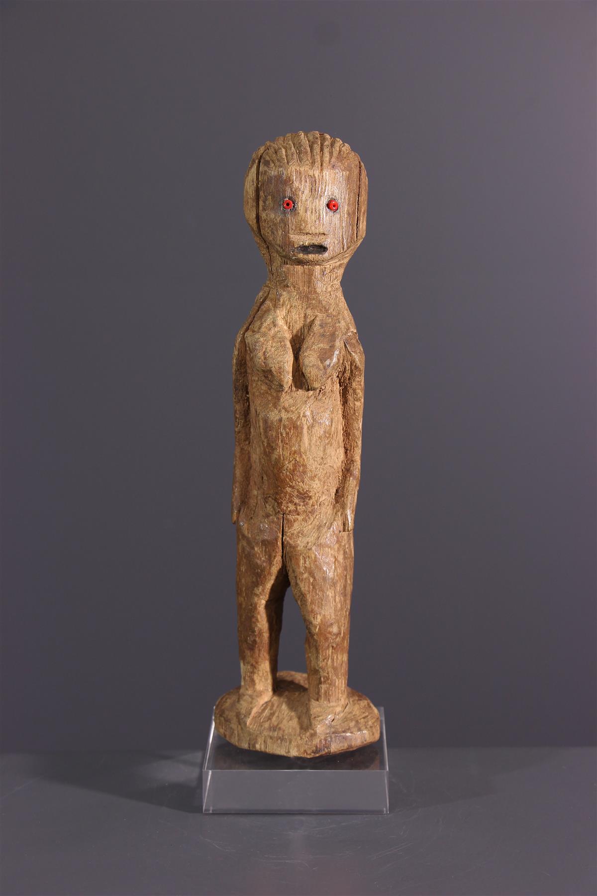 Fipa Statuette - African art