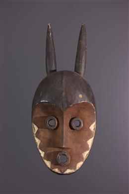 African art - Pende horned mask