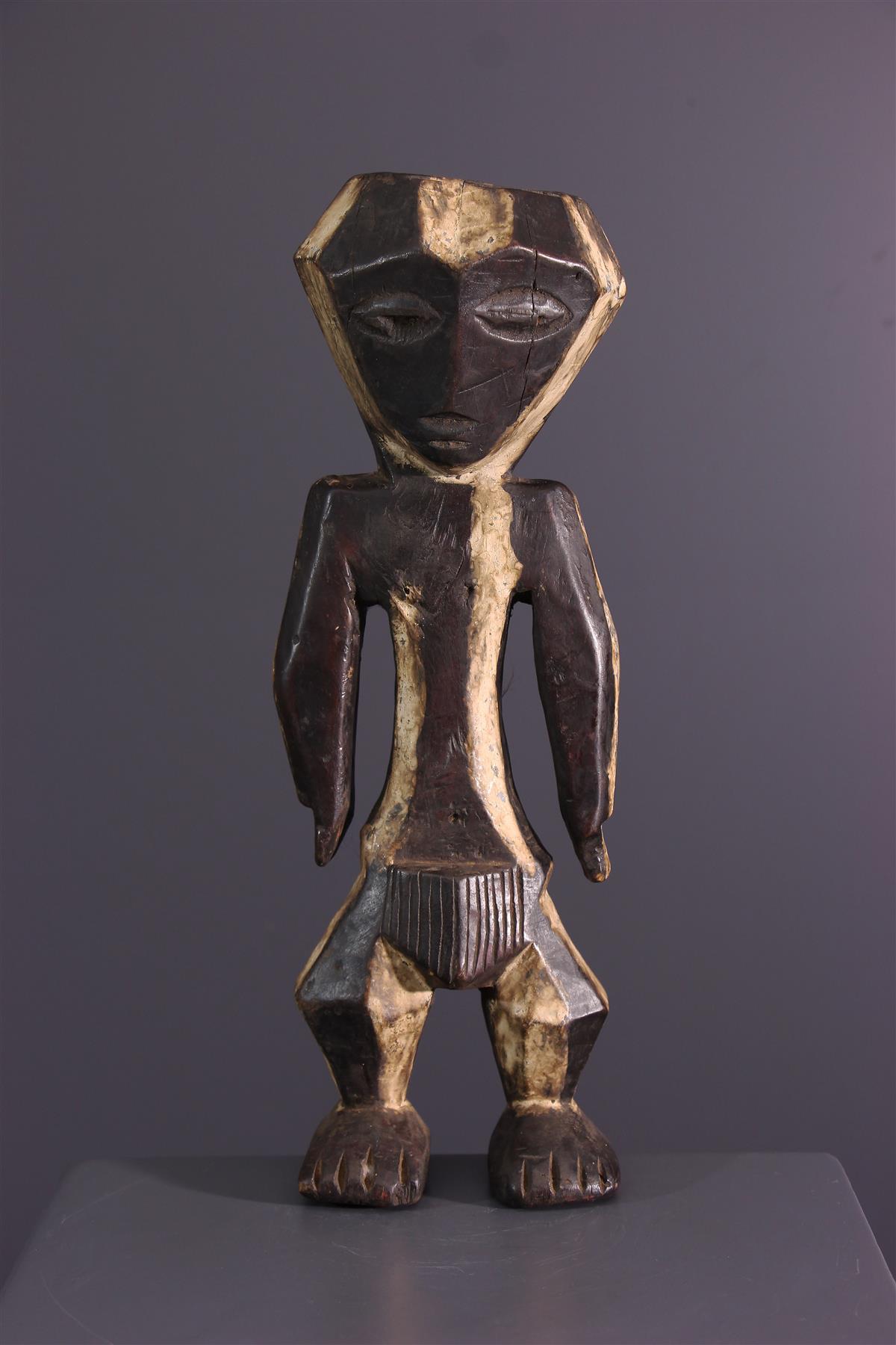 Yela Statuette - African art