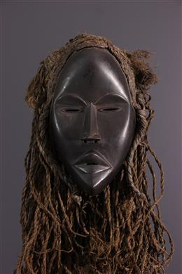 African art - Dan Déangle Mask