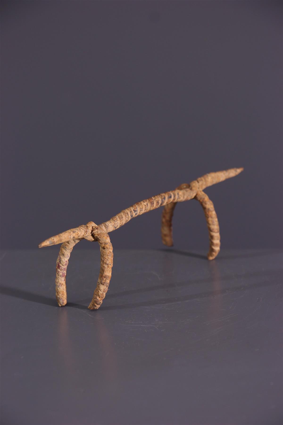 Dogon Iron - African art