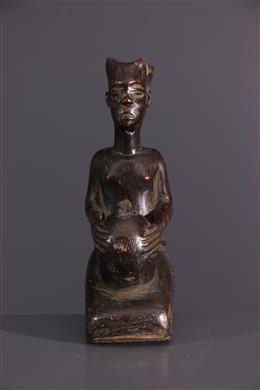 African art - Female figure Shoowa Bushoong