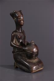 Statues africainesShoowa statuette