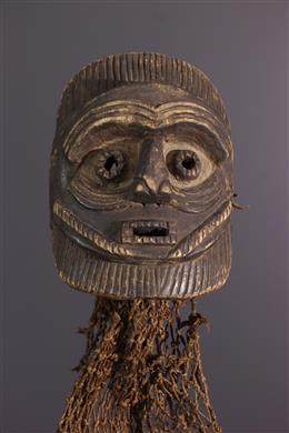 African art - Mbunda Samahongo mask Zambia