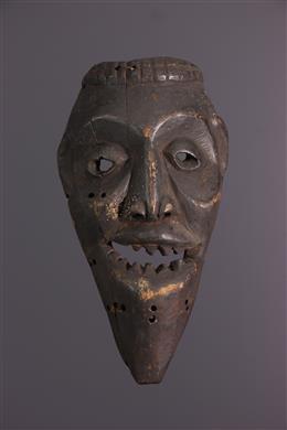 African art - Salampasu Mask